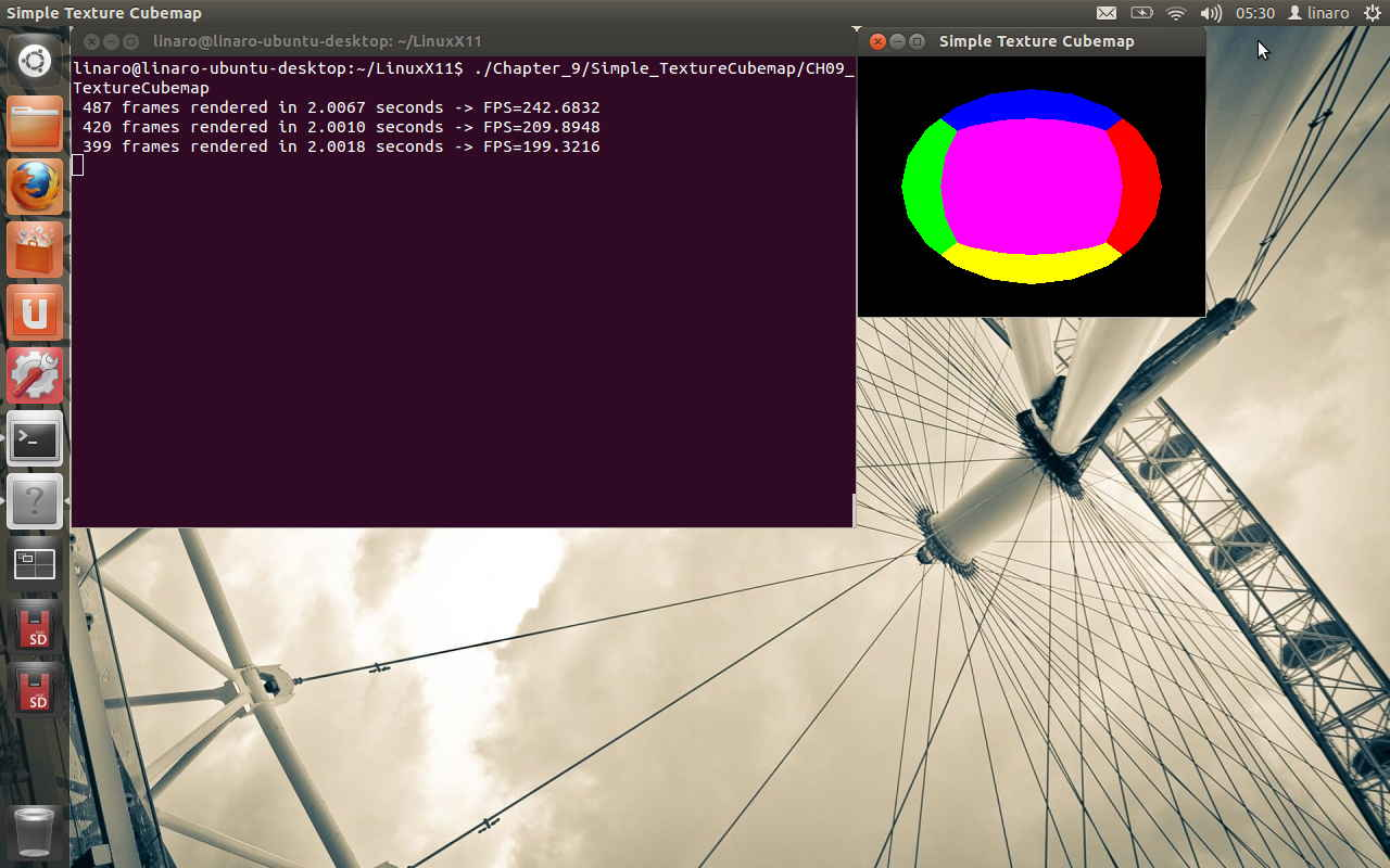 OpenGL ES 2 0 Programming on ARM Linux X11 – ODROID