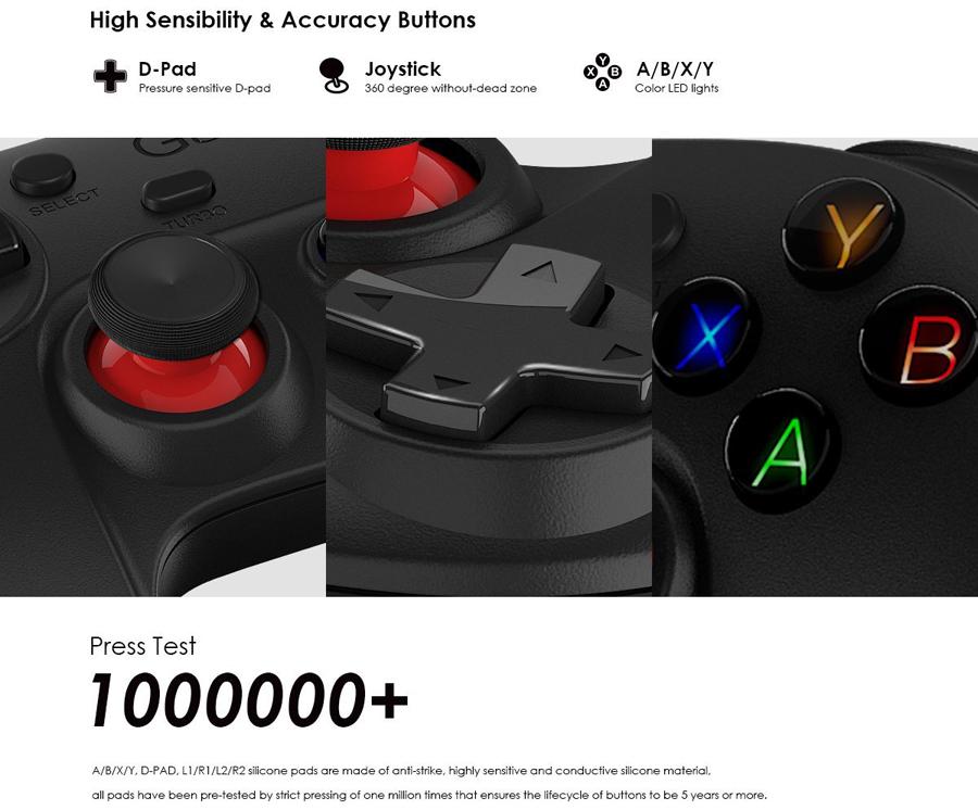 GameSir G3w USB Controller Joystick – ODROID