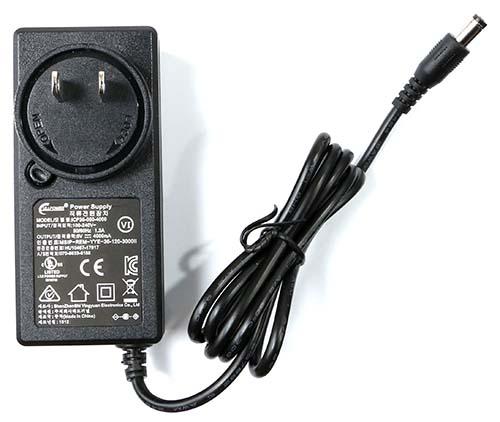 5V/4A power supply US plug